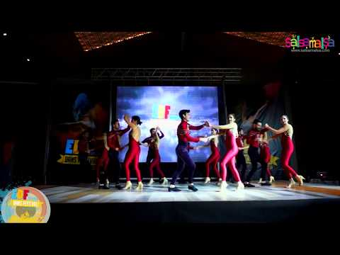 Los Eros Dance Team Show by Onur Alp Sancaktar | EDF-2018