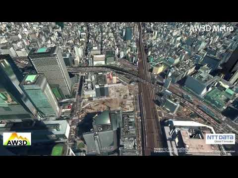 AW3D Metro(Tokyo, Japan)