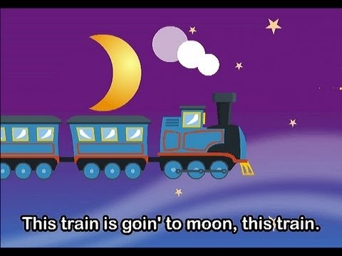Muffin Songs - Train to the City  | nursery rhymes & children songs with lyr