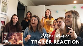 AFTER Official Trailer | Reaction
