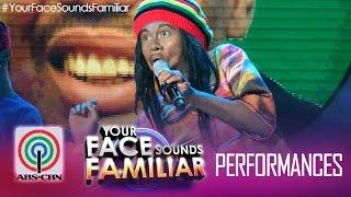 Your Face Sounds Familiar: Melai Cantiveros as Blakdyak - Modelong Charing