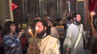 بحضور محافظ القاهرة.. الرئيس اليوناني يشهد تجديدات كنيسة