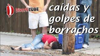 Vídeos Chistosos De Caídas Y Golpes De Borrachos