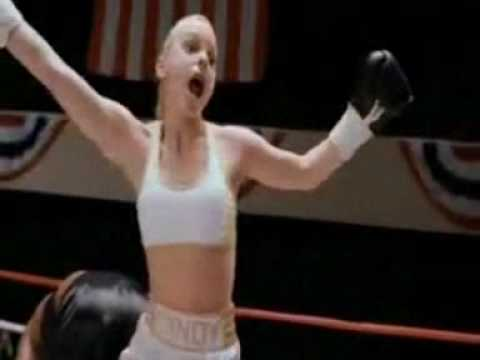 SCARY FEMALE BOXING Video