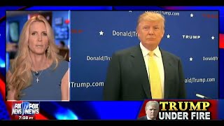 "• Ann Coulter: ""Republican Midgets"" trying to destroy Trump • 7/20/15 •"