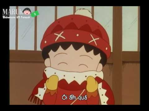 「Ep 9」Chibi Maruko chan 1990:   Maruko tập thổi sáo - Tớ muốn ăn tuyết