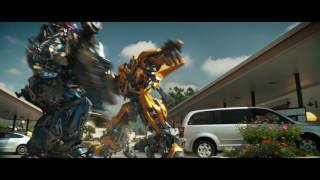 Transformers: The Last Knight - Sonic Ad 1080p HD