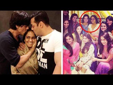 Arpita Khan Wedding: Salman Hosts Mehendi Ceremony | Bollywood Celebrities Spotted! video