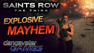 Explosive Mayhem - Saints Row: The Third