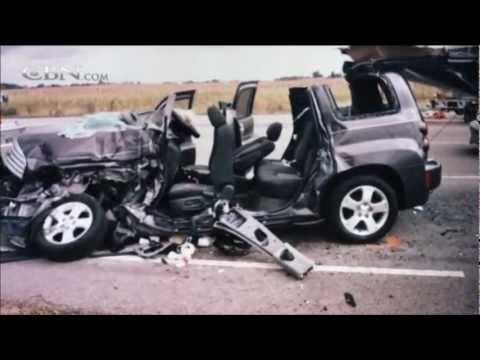 Life Beyond the Grave 2 - Woman Sees Heaven After 18 Wheeler Truck Accident