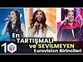 En Sevilmeyen ve Tartışmalı Eurovision Birincileri (CC - English Subtitles)
