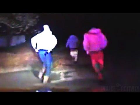Cruiser strikes suspect during pursuit, shooting