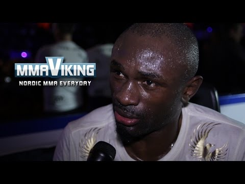Abbe Joof Superior Challenge 11 Post Fight Interview