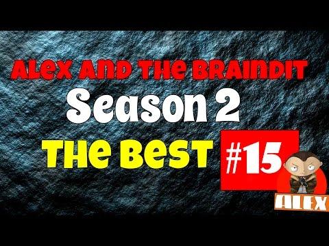 (18+) Alex и TheBrainDit. The Best! #15