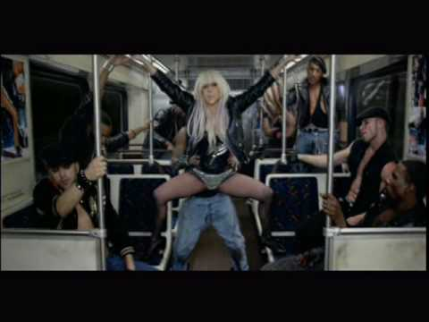 Lady Gaga feat Marilyn Manson - Love Game Remix VIDEO