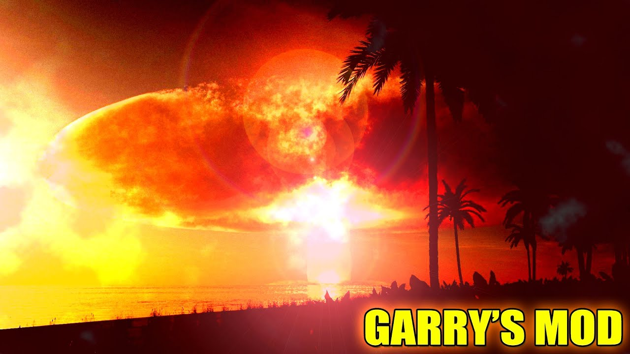 Gmod NUCLEAR TORNADO SURVIVAL! (Garry's Mod)
