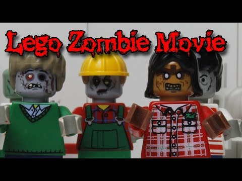 Lego Zombie Movie