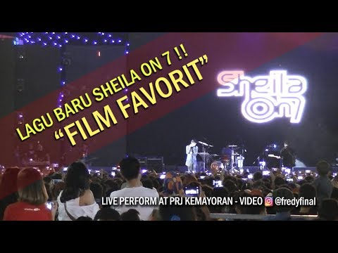 Nyanyi bareng yuk    Lagu Baru Sheila On 7   FILM FAVORIT   Musik Lirik
