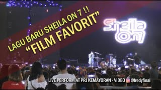 Nyanyi Bareng Yuk !! Lagu Baru Sheila On 7 - FILM FAVORIT + Musik Lirik