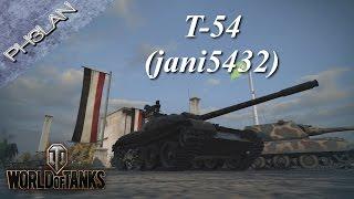 World of Tanks - T-54 - 1966 alap xp (jani5432)
