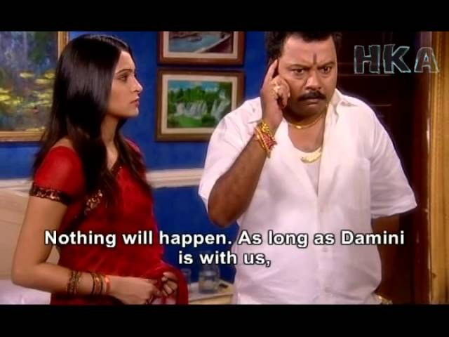 Ghar Ek Sapnaa - Episode 649 - 01 September 2009 - Shlok compels Kakul to say the truth