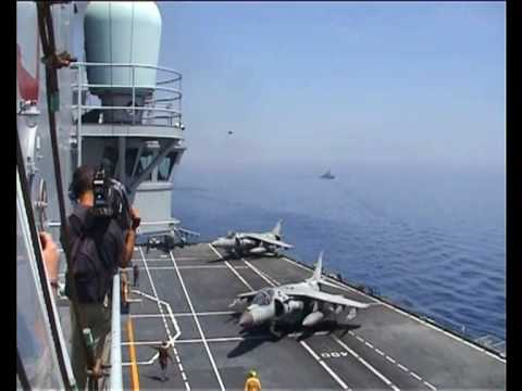 Wolves - Italian Navy Top Gun Video