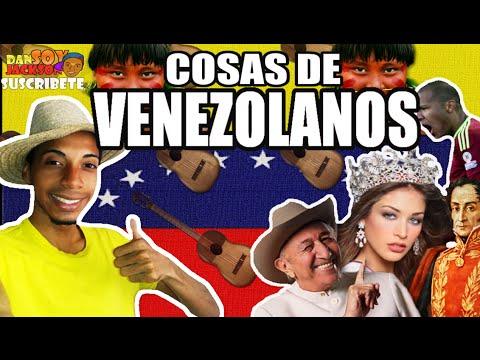 COSAS DE VENEZOLANOS