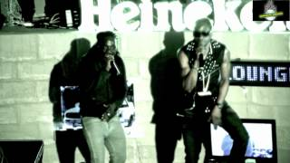 I-Octane & Bounty Killer Performing The Big Song (Badmind Dem A Pree) @ Tracks & Records