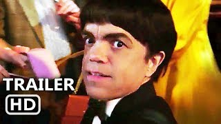 MY DINNER WITH HERVE Official Trailer (2018) Peter Dinklage Movie HD