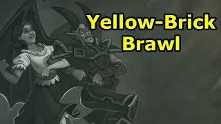Hearthstone Tavern Brawl: Yellow-Brick Brawl