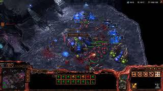 Starcraft 2 - ZERG VS ZERG - Rank Oro 3 - Como ser oro y jugar como principiante