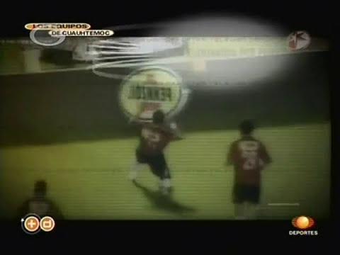 Cuauhtémoc Blanco su historia reportaje televisa deportes 2008