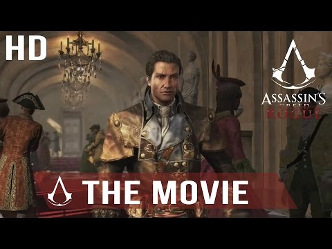 Assassin's Creed Rogue - The FULL Movie
