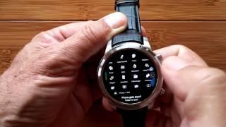 FINOW X5 Smartwatch: Part 1 Productivity Apps