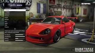 GTA V (5) | Comet (Porsche 911) Customisation + Gameplay