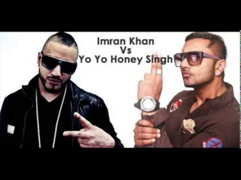 honey singh vs imran khan mashup.wmv