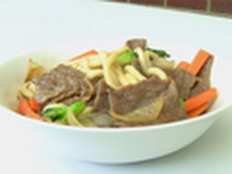Teriyaki Beef Noodles &#8211; Video Recipe