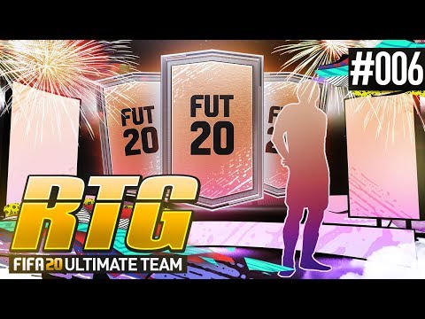AWESOME SBC PACK LUCK! - #FIFA20 Road to Glory! #06 Ultimate Team