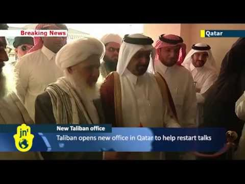 US Afghan Withdrawal: Taliban opens Qatar office in order to host peace talks with America
