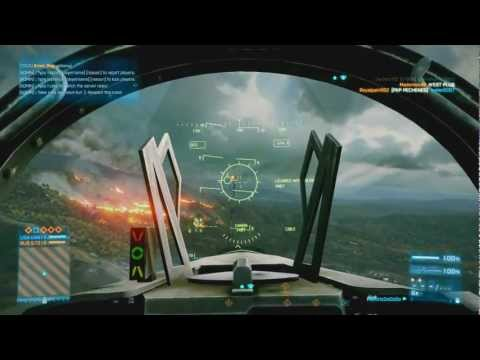 Battlefield 3 : How To TROLL and humiliate NOOB CAMPERS !!!! HD 720