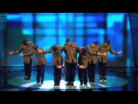 Flawless - Britain's Got Talent 2009 - Semi-Final 2