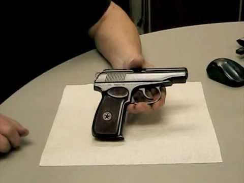 Bulgarian Makarov 9X18 Pistol