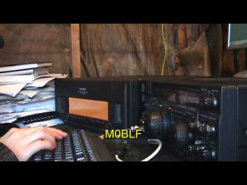REF SSB / ARRL DX CW Contests