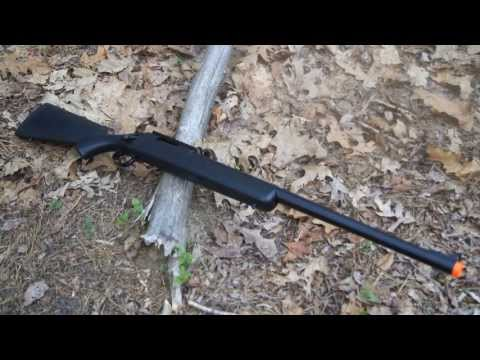 HFC CO2 Airsoft Sniper Rifle Review