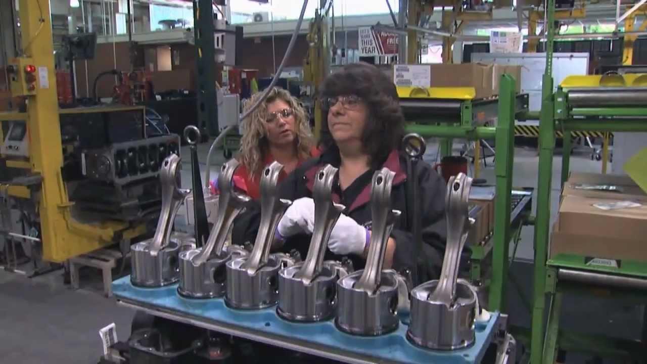 Ram In Columbus >> Inside Cummins: This is CMEP (Columbus MidRange Engine Plant) - YouTube