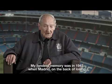 Toda una vida siendo del Real Madrid: Historia de una afición