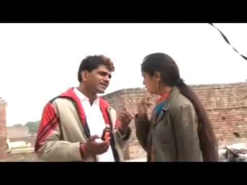 Superhit Haryanvi Song | Behind The Sceane Uttar Kumar & Megha Mehar video