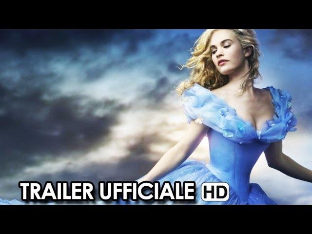 Cenerentola Trailer Ufficiale Italiano (2015) - Lily James, Richard Madden Movie HD