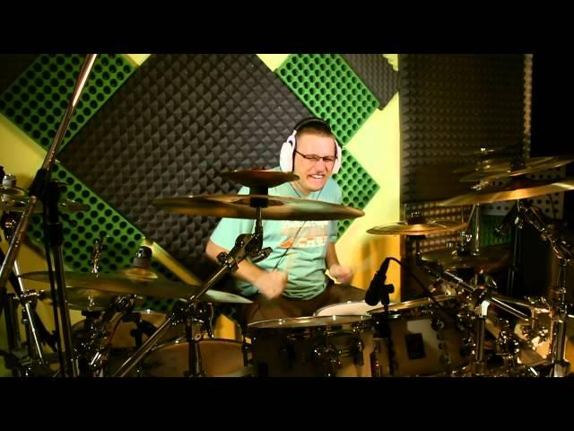 David Garibaldi - Get what you want - Drum Cover by KRUNOSLAV BENKO