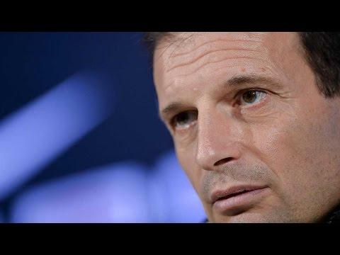 Le parole di Allegri alla vigilia di Cagliari-Juventus - Allegri's pre-match Cagliari conference